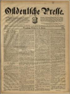Ostdeutsche Presse. J. 16, 1892, nr 38