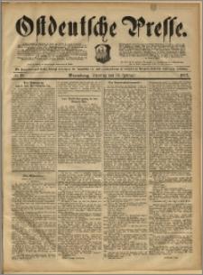Ostdeutsche Presse. J. 16, 1892, nr 39
