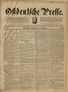 Ostdeutsche Presse. J. 16, 1892, nr 41