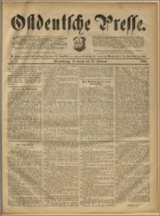 Ostdeutsche Presse. J. 16, 1892, nr 46