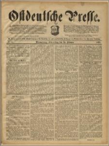 Ostdeutsche Presse. J. 16, 1892, nr 47