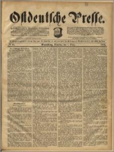 Ostdeutsche Presse. J. 16, 1892, nr 51