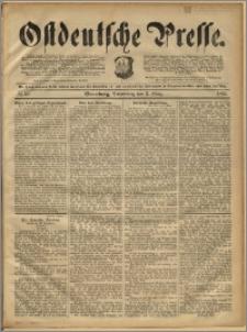 Ostdeutsche Presse. J. 16, 1892, nr 53