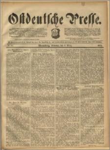 Ostdeutsche Presse. J. 16, 1892, nr 57