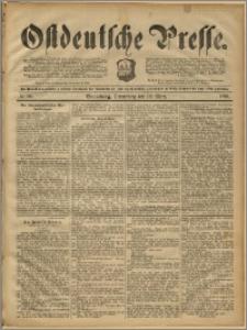 Ostdeutsche Presse. J. 16, 1892, nr 59