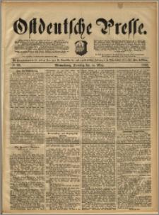 Ostdeutsche Presse. J. 16, 1892, nr 63