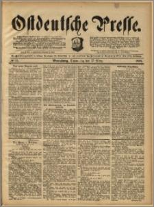 Ostdeutsche Presse. J. 16, 1892, nr 65