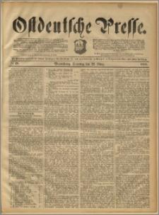 Ostdeutsche Presse. J. 16, 1892, nr 69
