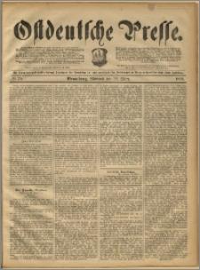 Ostdeutsche Presse. J. 16, 1892, nr 70