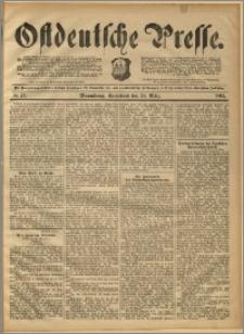 Ostdeutsche Presse. J. 16, 1892, nr 73