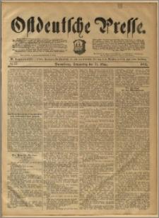 Ostdeutsche Presse. J. 16, 1892, nr 77