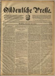 Ostdeutsche Presse. J. 16, 1892, nr 79