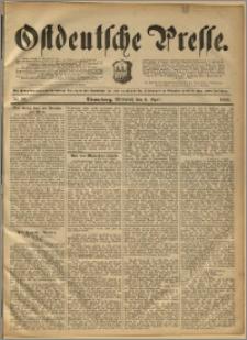 Ostdeutsche Presse. J. 16, 1892, nr 82