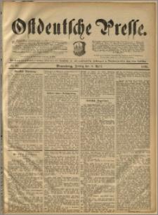 Ostdeutsche Presse. J. 16, 1892, nr 84