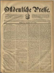 Ostdeutsche Presse. J. 16, 1892, nr 85