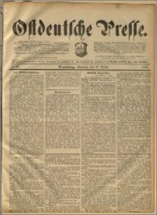 Ostdeutsche Presse. J. 16, 1892, nr 87