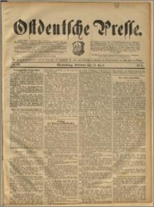 Ostdeutsche Presse. J. 16, 1892, nr 88