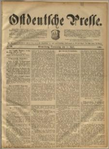 Ostdeutsche Presse. J. 16, 1892, nr 89