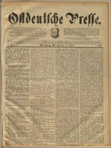 Ostdeutsche Presse. J. 16, 1892, nr 92