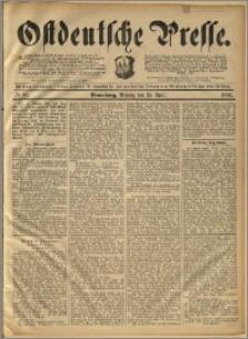 Ostdeutsche Presse. J. 16, 1892, nr 96