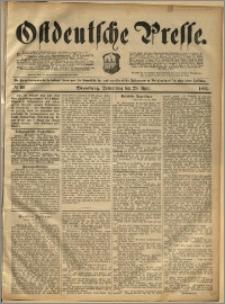 Ostdeutsche Presse. J. 16, 1892, nr 99