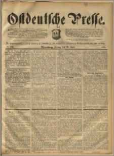 Ostdeutsche Presse. J. 16, 1892, nr 100