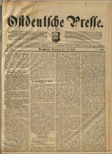 Ostdeutsche Presse. J. 16, 1892, nr 101
