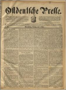 Ostdeutsche Presse. J. 16, 1892, nr 102