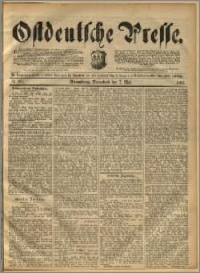 Ostdeutsche Presse. J. 16, 1892, nr 107