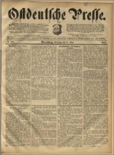 Ostdeutsche Presse. J. 16, 1892, nr 108