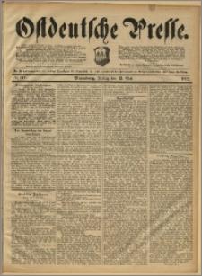 Ostdeutsche Presse. J. 16, 1892, nr 111