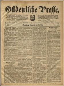 Ostdeutsche Presse. J. 16, 1892, nr 112