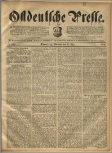 Ostdeutsche Presse. J. 16, 1892, nr 115