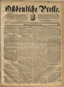Ostdeutsche Presse. J. 16, 1892, nr 117