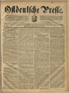 Ostdeutsche Presse. J. 16, 1892, nr 119