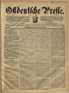 Ostdeutsche Presse. J. 16, 1892, nr 121