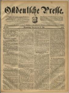 Ostdeutsche Presse. J. 16, 1892, nr 125