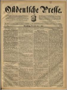 Ostdeutsche Presse. J. 16, 1892, nr 126