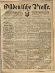 Ostdeutsche Presse. J. 16, 1892, nr 129