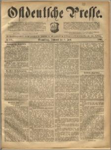 Ostdeutsche Presse. J. 16, 1892, nr 131