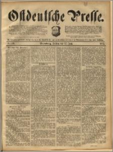Ostdeutsche Presse. J. 16, 1892, nr 139