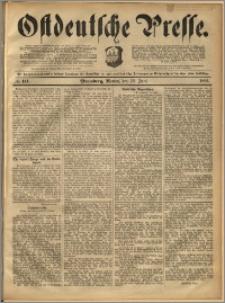 Ostdeutsche Presse. J. 16, 1892, nr 141