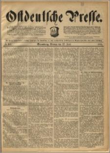 Ostdeutsche Presse. J. 16, 1892, nr 147