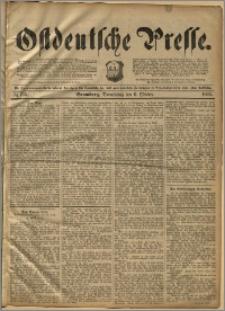 Ostdeutsche Presse. J. 16, 1892, nr 233