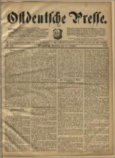Ostdeutsche Presse. J. 16, 1892, nr 237