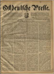Ostdeutsche Presse. J. 16, 1892, nr 240