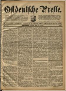 Ostdeutsche Presse. J. 16, 1892, nr 242