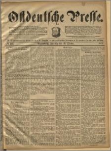 Ostdeutsche Presse. J. 16, 1892, nr 243