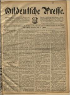 Ostdeutsche Presse. J. 16, 1892, nr 244