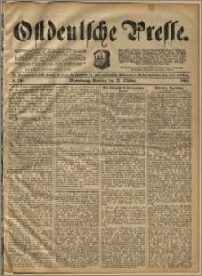 Ostdeutsche Presse. J. 16, 1892, nr 248